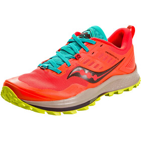 saucony Peregrine 10 Shoes Men vizired/citron